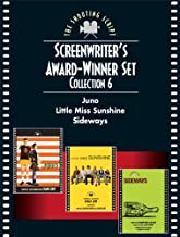 Screenwriter's Award-Winner Set, Collection 6: Juno, Little Miss Sunshine, and Sideways (Newmarket Shooting Script)