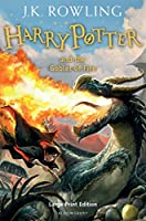 Harry Potter and the Goblet of Fire (Large Print Edition)