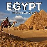 Egypt Calendar 2022: 16-Month Calendar, Cute Gift Idea For Egypt Lovers Women & Men