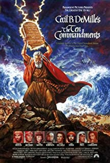 Best ten commandments movie poster Reviews