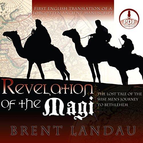 Revelation of the Magi audiobook cover art