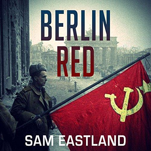 Berlin Red audiobook cover art