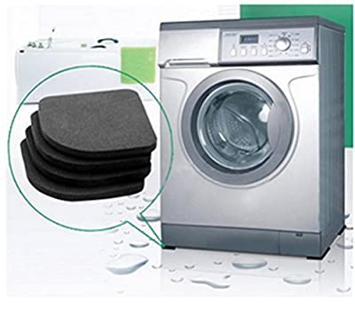 ZGJ Affe Washing Machine Shock Pads Non-slip Mats Refrigerator Anti-vibration Pad