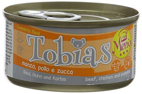 Croci C1018093 Carne de Vaca, Hígados de Pollo y Calabaza, 70 gr