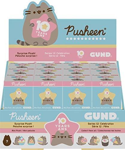 GUND Pusheen Blind Box Series 12 Celebration Surprise Mystery Plush 3 product image