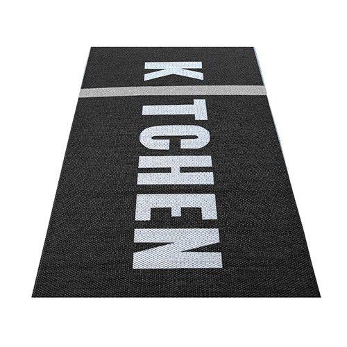 Aramis Teppich Sweden Basic 70x 100Kitchen Black