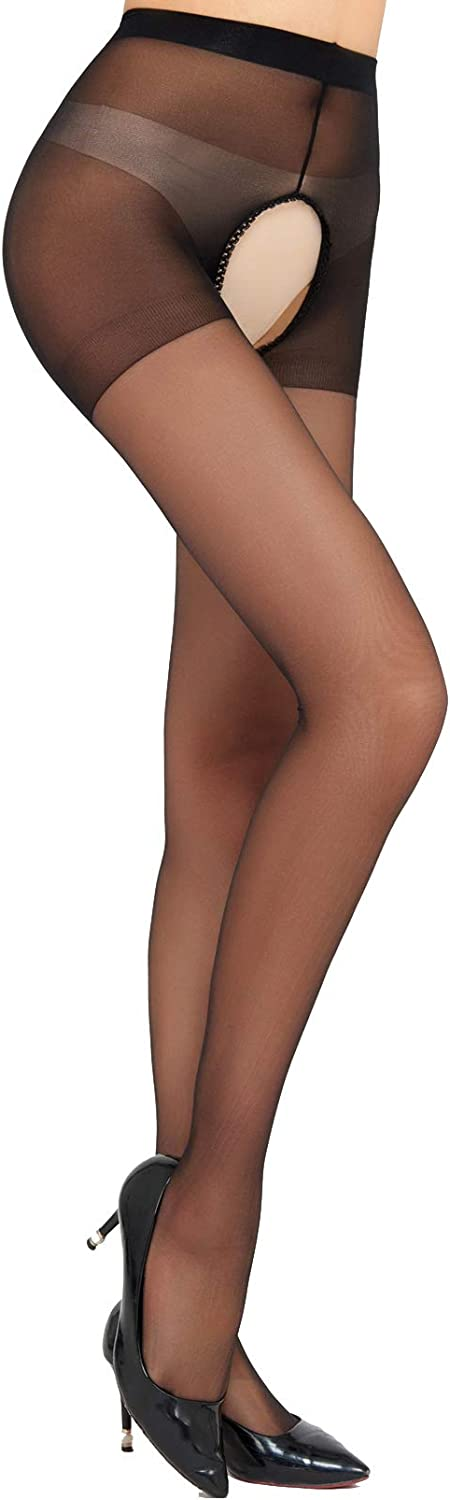 Sexy Pantyhose for Women Thigh High Stockingssheer Control Top Pantyhose