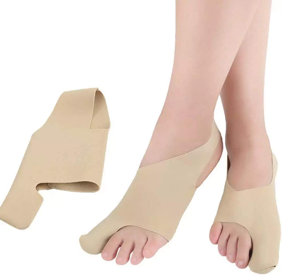 LLDY Bunion Corrector 4pcs Splints Toe and Big At Time sale the price of surprise Straighten