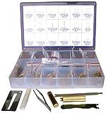 Kwikset Compatible Rekeying set Rekey kit Box 5 Tool & 200 Pin Locksmith