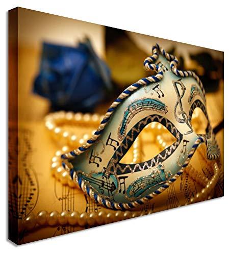 Imprimir en lienzo Arte de la pared Venecia Carnaval