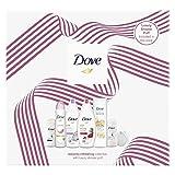 Dove Radiantly Refreshing Collection Geschenkset Amazon Exklusiv, Duschgel und langanhaltender...