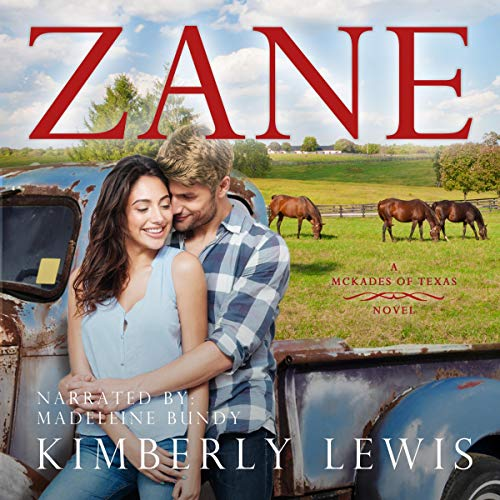Zane Audiobook By Kimberly Lewis cover art