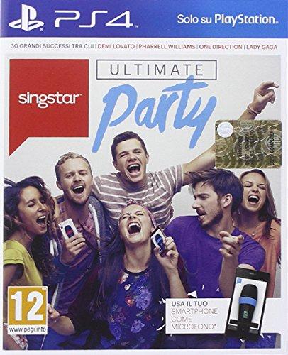 Sony SingStar - Juego (PS4, PlayStation 4, Música, E (para todos))