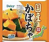 [冷凍]Delcy 国産北海道かぼちゃ 300g×15個