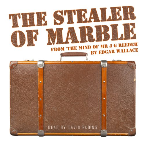 The Stealer of Marble audiobook cover art
