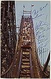 Thriller Roller Coaster - Euclid Beach Amusement Park (Cleveland Ohio) (Vintage Chrome Souvenir Postcard)