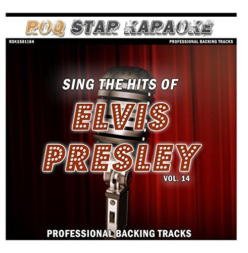 Karaoke - Elvis Presley, Vol. 14 by Roq Star Karaoke