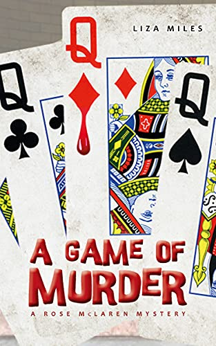 A Game of Murder by [Liza Miles]