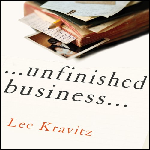 Unfinished Business     One Man's Extraordinary Year of Trying to Do the Right Things              By:                                                                                                                                 Lee Kravitz                               Narrated by:                                                                                                                                 Kevin Foley                      Length: 7 hrs and 17 mins     Not rated yet     Overall 0.0