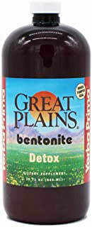 Best great plains bentonite clay liquid Reviews