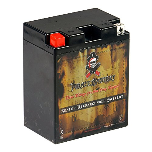 Pirate Battery YB14A-A2 review