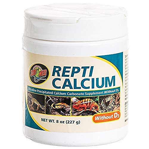 Zoomed A33-8E Repti Calcium ohne D3, 227 g