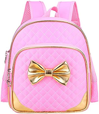 Mysticbags Waterproof Toddler Preschool Bag Kindergarten Kids Backpack for Little Girls 11 inches product image