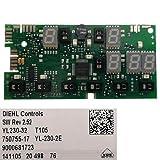 Desconocido Modúlo Electrónico Mandos 9000681723 SW Rev 2.25, Bosch PIL631B18E/01