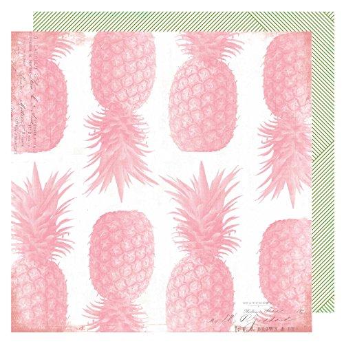 Heidi Swapp Pineapple Crush Papier, mehrfarbig