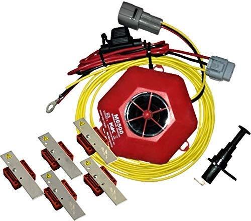 K&K Marderschutz Marderabwehr M6500K Ultraschallgerät 22 kHz 120dB(A)