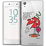 Caseink - Coque Housse Etui pour Sony Xperia X [Licence Officielle Collector Les Shadoks® Design...