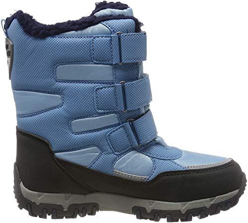 Kappa Unisex Tex dziecięce buty zimowe, niebieski - niebieski Midblue Navy 6467-36 EU