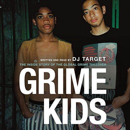 Grime Kids cover art