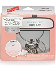 Yankee Candle Square Starter Kit, Pink Sands, Charming Scents, 4 Piece