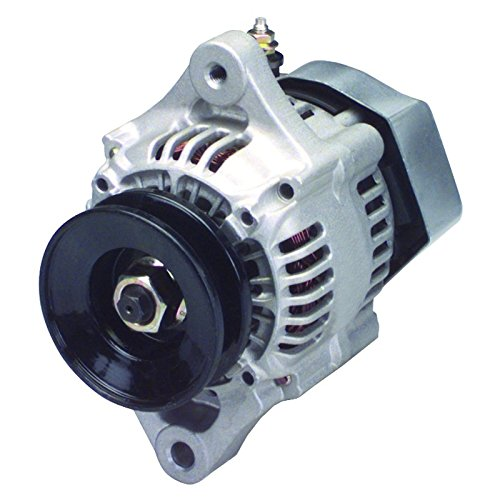New Alternator Replacement For Mini 1 wire install with Volt Set Only 5.5 Pounds 35 AMP 100211-1660 1002111660