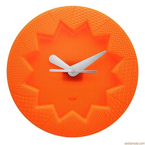 Uhr Crystal Palace Orange Kartell