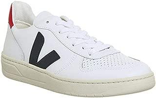 Men's V-10 Leather Sneakers