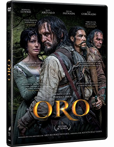 Oro DVD Agustin Diaz Yanes (Sprache kein Deutsch) (Kein Deutsch Untertitel)