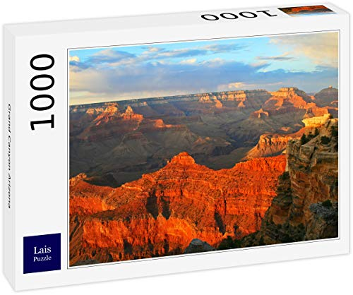 Lais Puzzle Grand Canyon in Arizona 1000 Pezzi