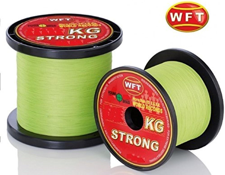 WFT KG KG KG STRONG Schnur geflochtene 600m 0,18mm 22kg, Farbe Gelb B00BQX2986  Verkauf neuer Produkte 8924b4