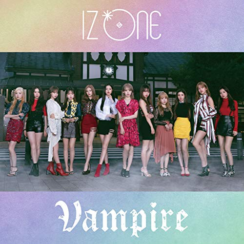 [Single]Vampire – IZ*ONE[FLAC + MP3]