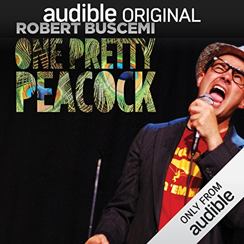 One Pretty Peacock audiobook cover art