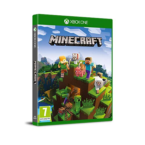 Xbox One Minecraft Base Game - Limited Edition, Pegi 7, Console Xbox One, Microsoft Studios, Mojang