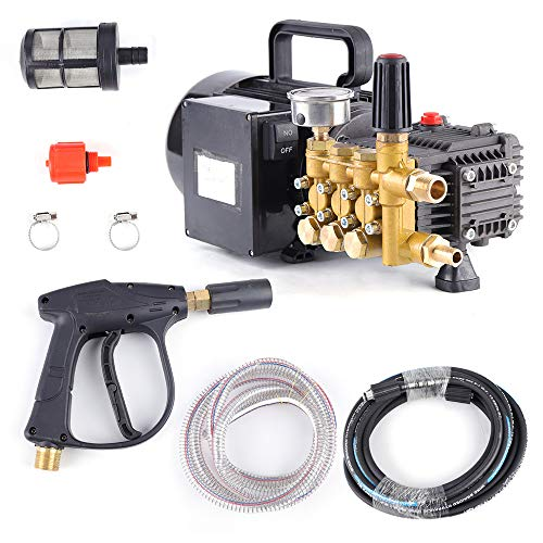 Car Wash Sprayer, Copper household cleaning machine high pressure car washer pump