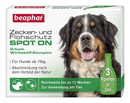 Beaphar Zecken- Flohschutz SPOT Bild