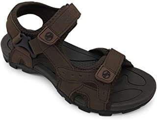 FUNKYMONKEY Men's Athletic Sport Sandals Open Toe Trail Outdoor Shoes