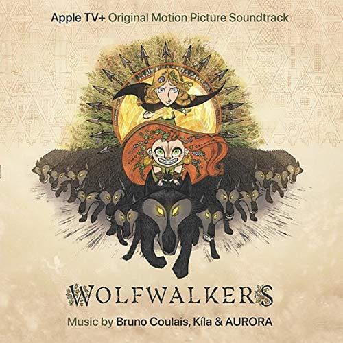 Wolfwalkers (Original Soundtrack) [Orange Colored Vinyl]