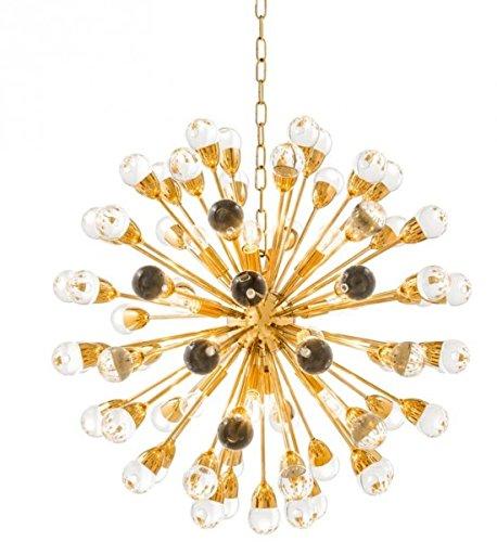 Casa Padrino Luxus Hängeleuchte - Luxus Restaurant Hotel Beleuchtung