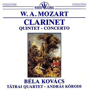 Mozart: Clarinet Quintet - Clarinet Concerto