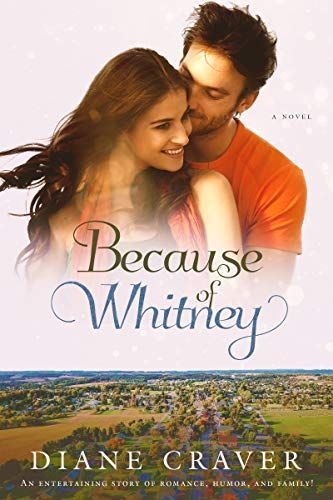 Book: Whitney in Charge by Diane Craver